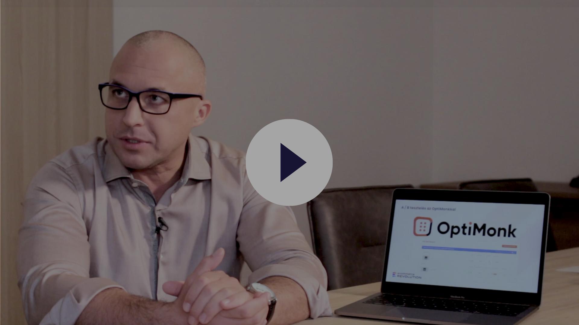 Krisztián prezentációja a BioZoo számára az optimalizációs időszak felénél