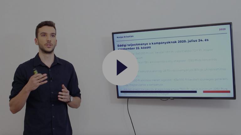 Záró prezentáció a BioZoo számára (Korpa Krisztián vendégelőadóval)